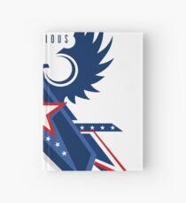 Rebellious Falcon Hardcover Journal