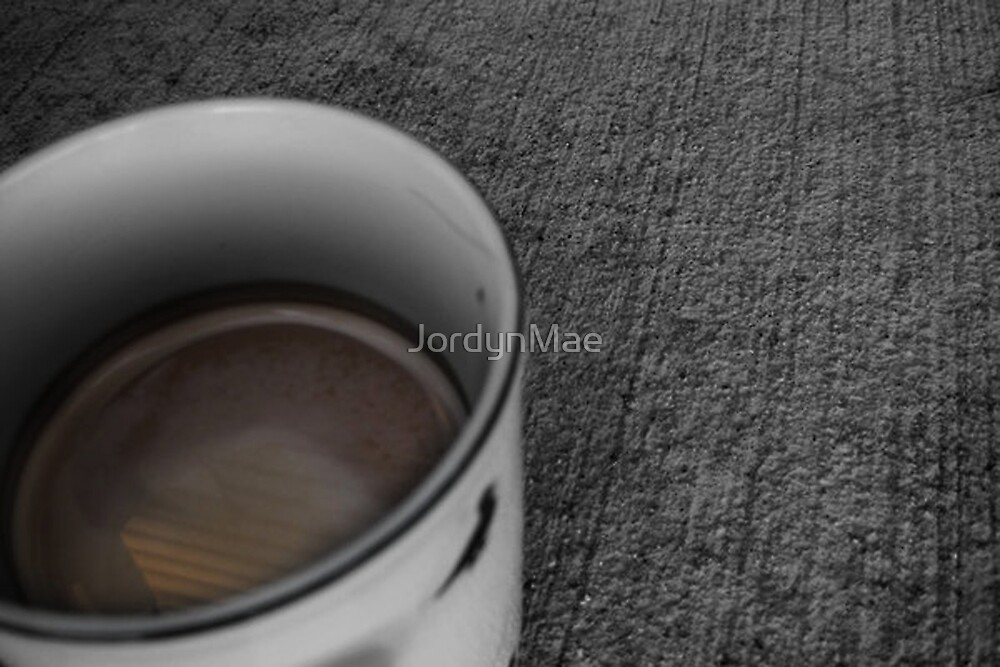 Morning Cup of Coffee by JordynMae