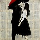 one kiss by Loui  Jover
