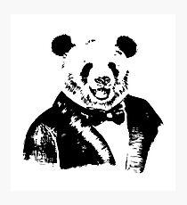 Oh, the Pandamonium! Photographic Print