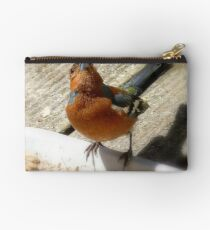 The Sky Is The Limit! - Chaffinch - NZ Studio Pouch
