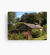 Irish Cottage - Blarney Ireland Canvas Print
