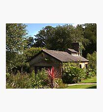 Irish Cottage - Blarney Ireland Photographic Print