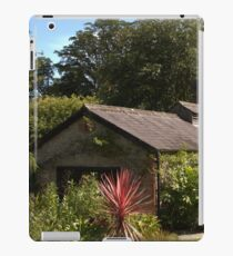 Irish Cottage - Blarney Ireland iPad Case/Skin