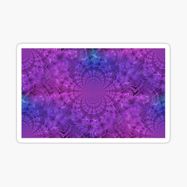 Multi-Color Swirl Sticker