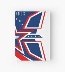 Rebellious. Wings of Freedom. Hardcover Journal