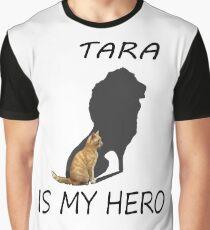 tara cat shirt Graphic T-Shirt
