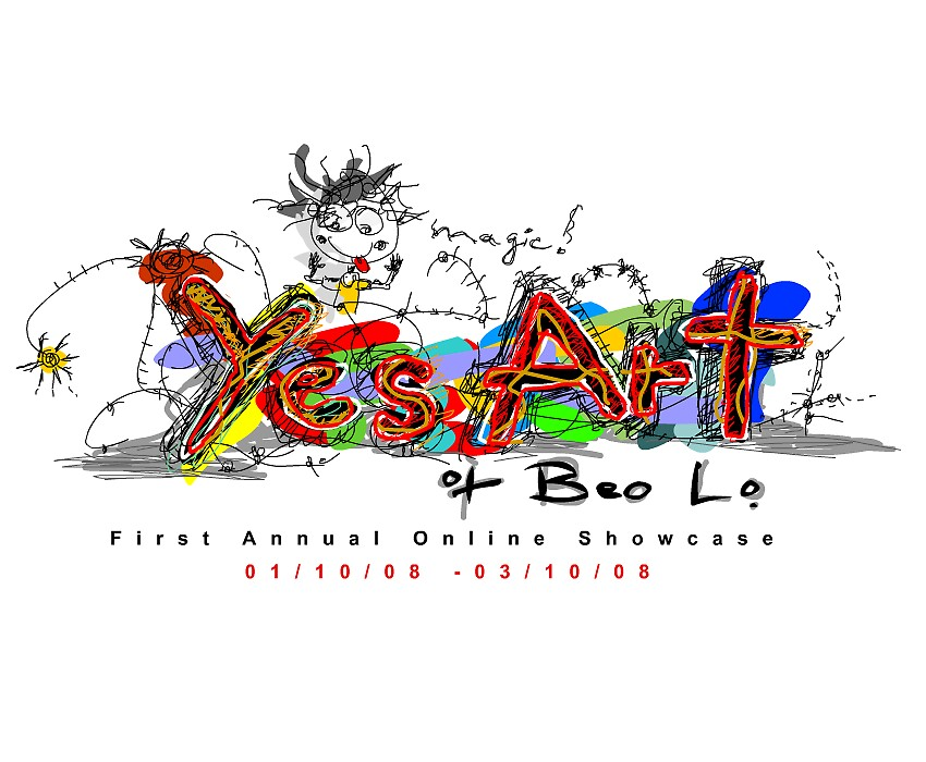 Yes-Art of Beo Lo by Beo Lo