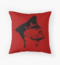 The Grrr Collection by Mikesbliss Throw Pillow