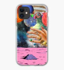 Psychedelischer Raum. iPhone-Hülle & Cover