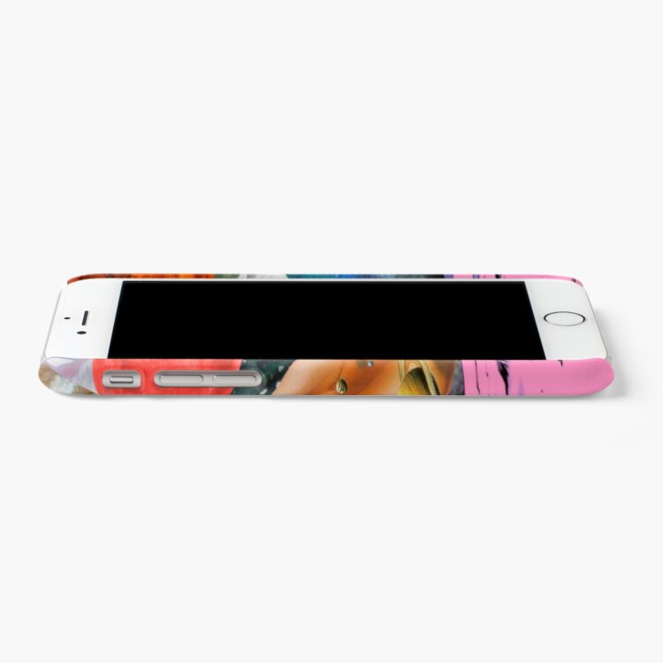 Alternate view of Psychedelic space. iPhone Case & Cover
