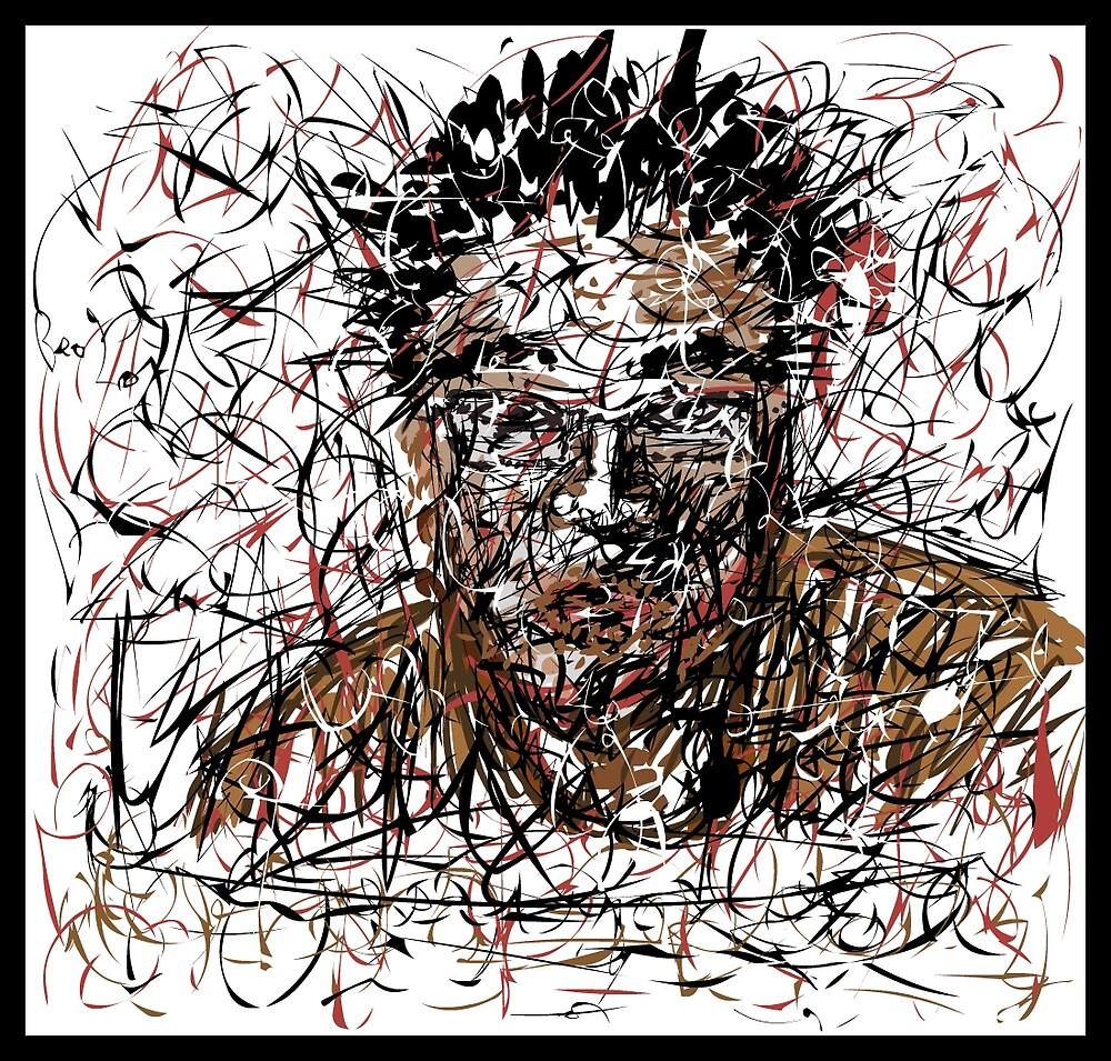 portrait of me  by Beo Lo