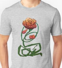 Every Rose Has Its Thorns Unisex T-Shirt