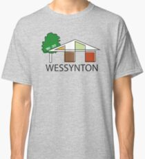 Celebrate Wessynton at 50! Classic T-Shirt