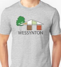 Celebrate Wessynton at 50! T-Shirt