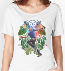Drunk & High Women's Relaxed Fit T-Shirt