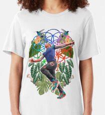 Drunk & High Slim Fit T-Shirt