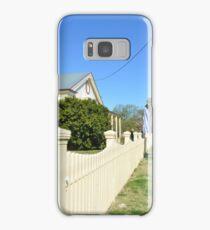 Streetscape - Smalltown Australia Samsung Galaxy Case/Skin