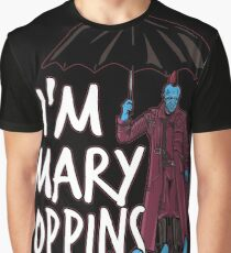 I'm marry poppins y'all Graphic T-Shirt
