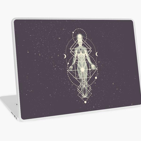 Sacred Geometry (Divine Feminine) Laptop Skin