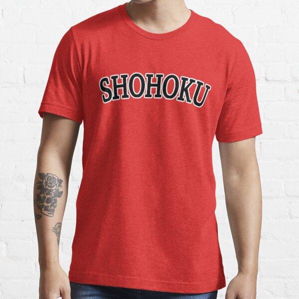 Shohoku Slam Dunk T-shirt essentiel