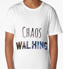 chaos walking Long T-Shirt
