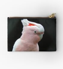 Sir Thomas Mitchell - Major Mitchell Cockatoo - NZ Studio Pouch