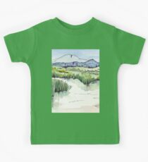 Wetland in Tarlton, Gauteng, South Africa Kids Tee