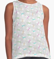 DRAGONFLY GREY Contrast Tank