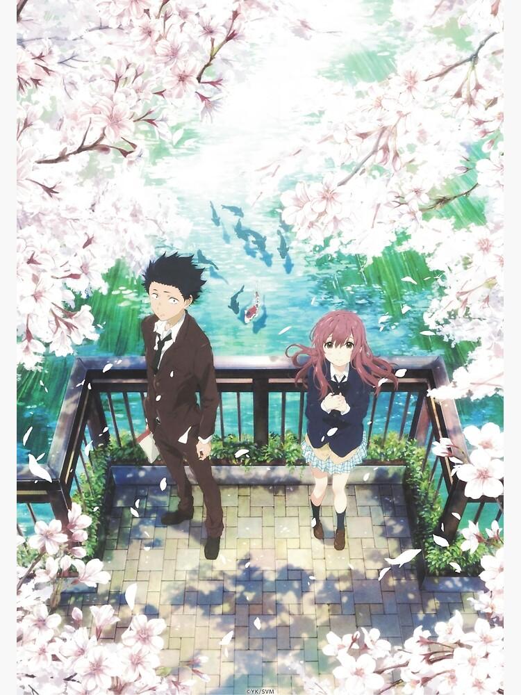 Koe no Katachi Poster by golims