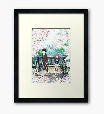 Koe no Katachi Poster  Framed Print