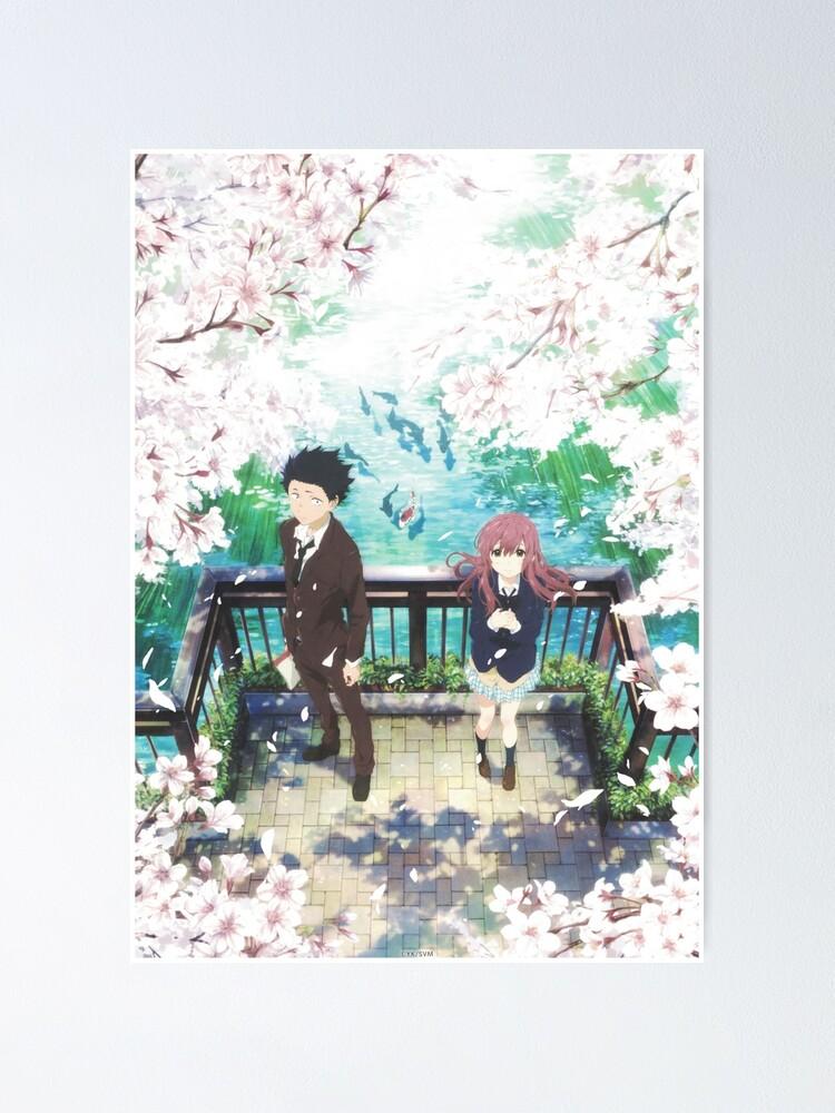 Alternate view of Koe no Katachi Poster Poster