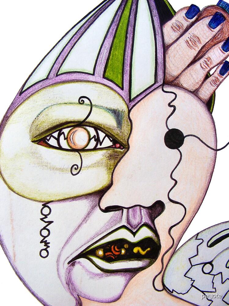 Art Head by peyote