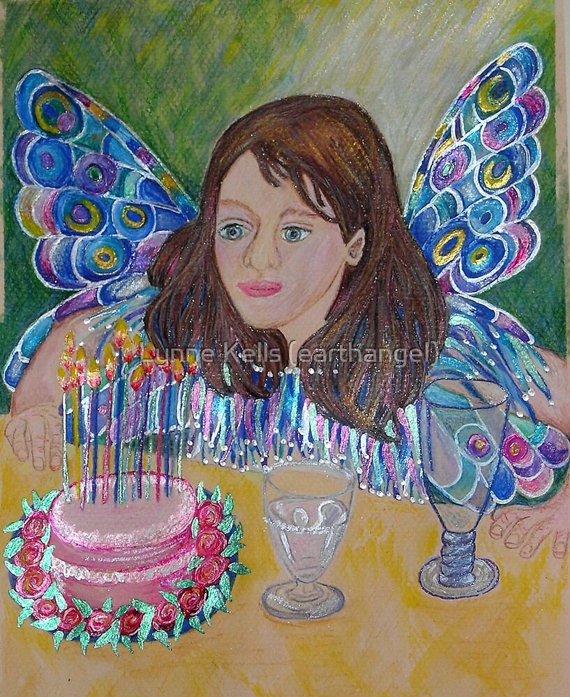 Maddie's Birthday by Lynne Kells (earthangel)