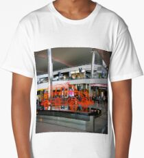 never a cab when you need one ... Long T-Shirt