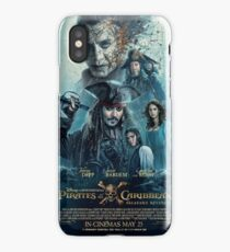 Pirates of the Caribbean: Dead Men Tell No Tales iPhone Case/Skin