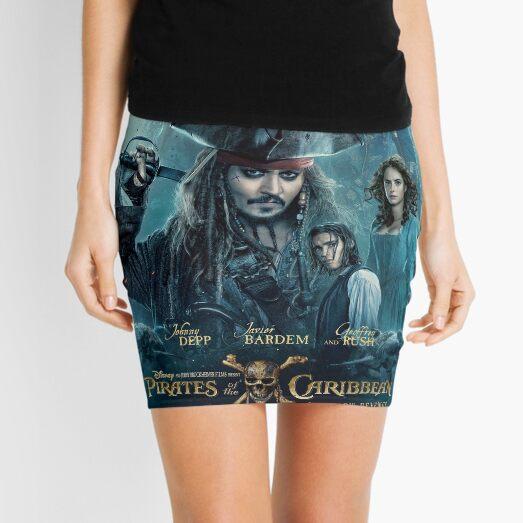 Pirates of the Caribbean: Dead Men Tell No Tales Mini Skirt