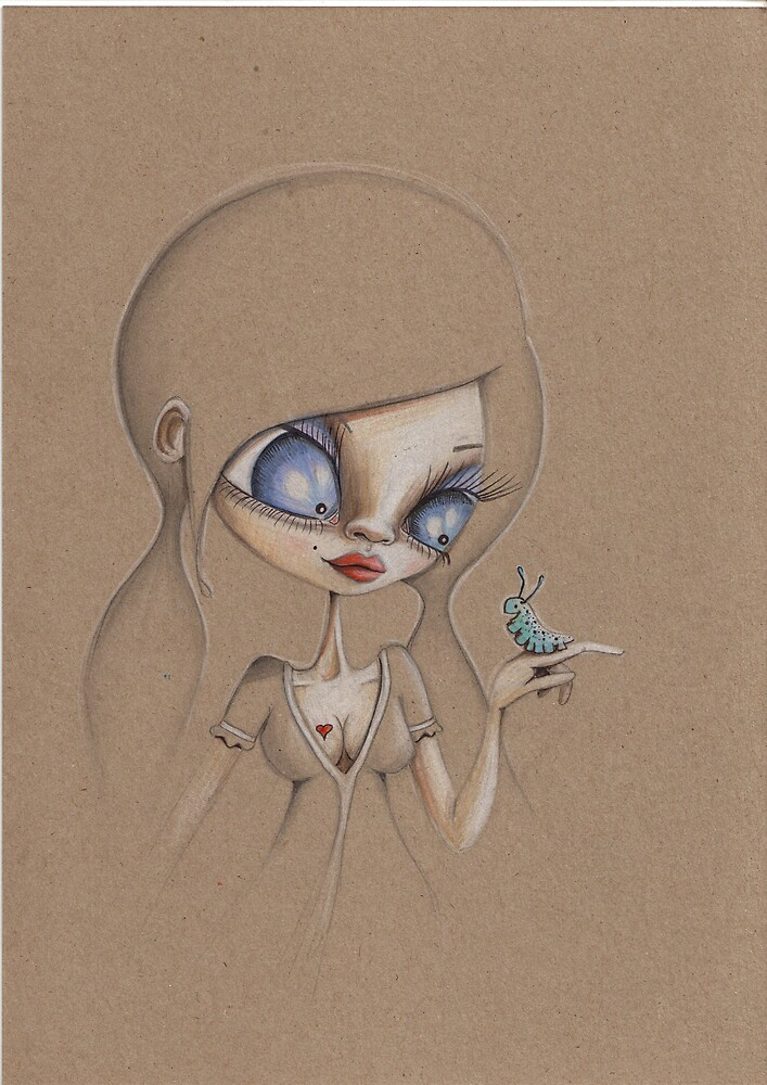Inchworm by Kate Lightfoot