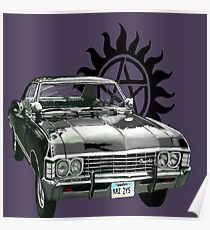 baby from supernatural Poster