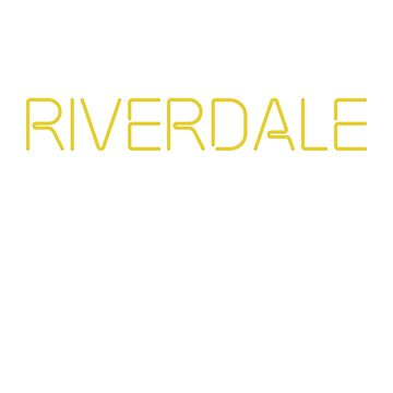 Riverdale Neon by 23connieyu