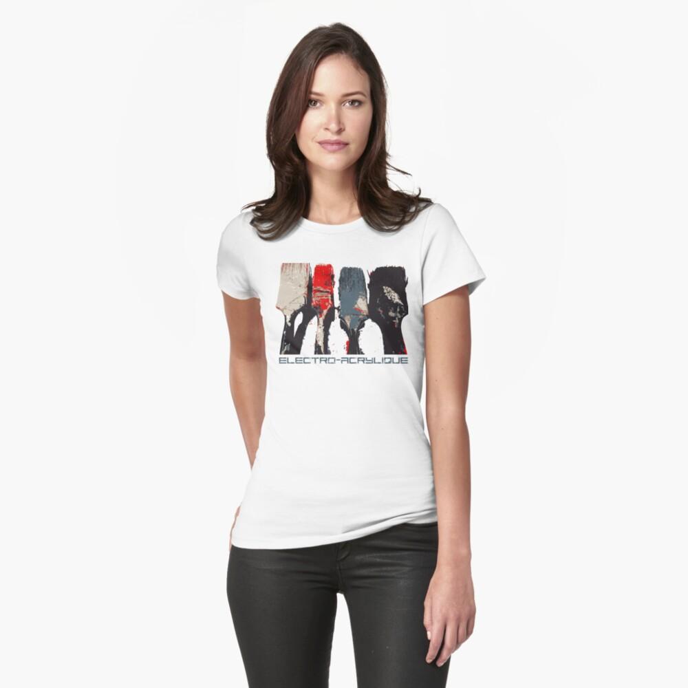 T-shirt moulant «EA@SAT2017-02»