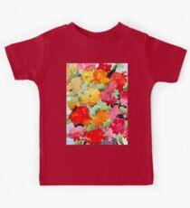 Colourful Spring garden Kids Clothes