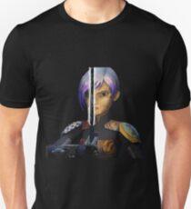 sabine wren darksaber Unisex T-Shirt