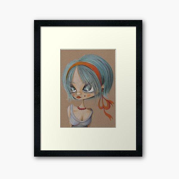 Bluebell Framed Art Print