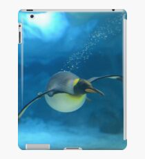Penguin Blues iPad Case/Skin