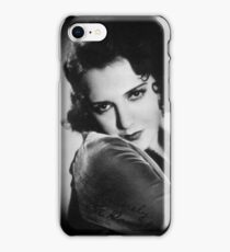 Bebe Daniels iPhone Case/Skin