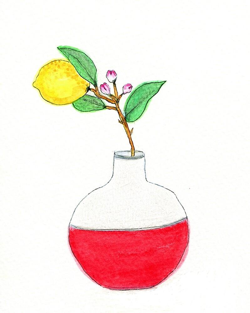 Lemon Branch by allybdesign