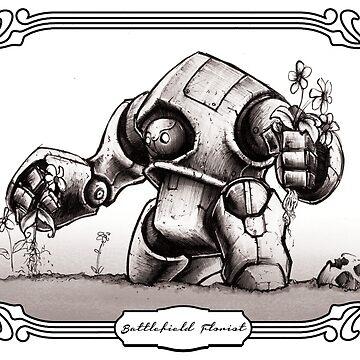 The battlefield florist by Fatink