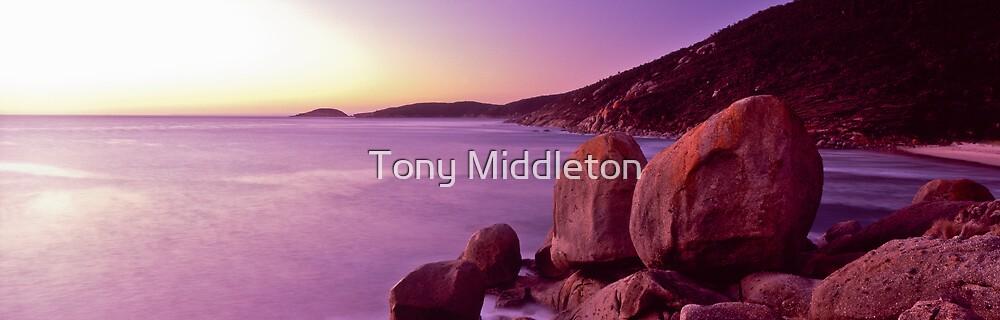 Whisky Bay - Wilsons Promontory by Tony Middleton