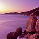 Whisky Bay - Wilsons Promontory by Tony Middleton